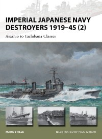 Cover Imperial Japanese Navy Destroyers 1919 45 (2)