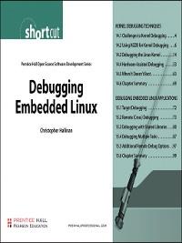 Cover Debugging Embedded Linux (Digital Short Cut)
