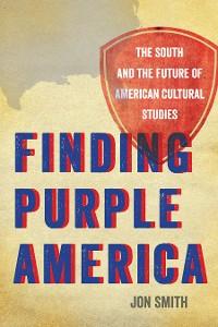 Cover Finding Purple America
