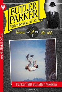 Cover Butler Parker 160 – Kriminalroman