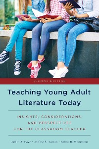 Cover Teaching Young Adult Literature Today