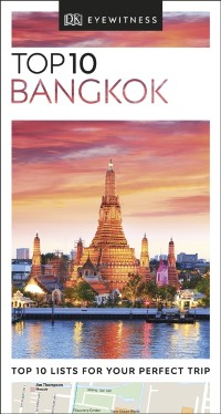 Cover DK Eyewitness Top 10 Bangkok