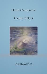 Cover Canti Orfici