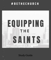 Cover Equipping The Saints