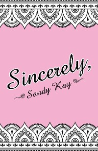 Cover Sincerely