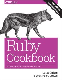 Cover Ruby Cookbook