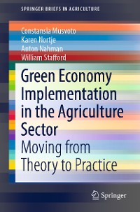 Cover Green Economy Implementation in the Agriculture Sector