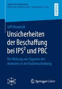 Cover Unsicherheiten der Beschaffung bei IPS² und PBC