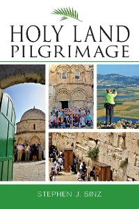 Cover Holy Land Pilgrimage