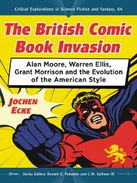 Cover The British Comic Book Invasion