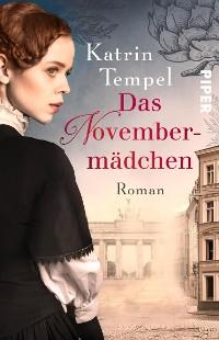 Cover Das Novembermädchen