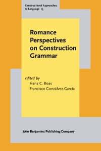 Cover Romance Perspectives on Construction Grammar
