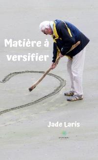 Cover Matière à versifier