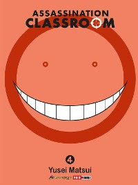 Cover Assassination Classroom 4