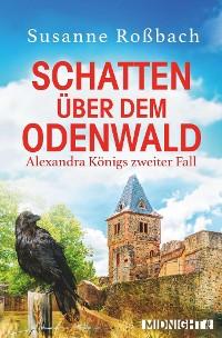 Cover Schatten über dem Odenwald