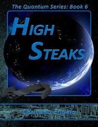 Cover The Quantum Series Book 6 - High Steaks