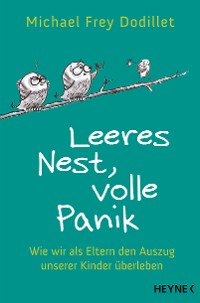 Cover Leeres Nest, volle Panik