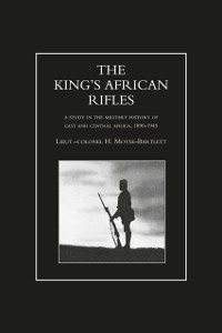 Cover King's African Rifles - Volume 1