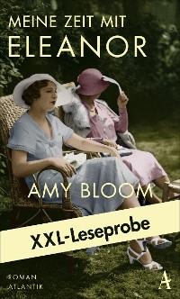 Cover XXL-Leseprobe: Bloom - Meine Zeit mit Eleanor