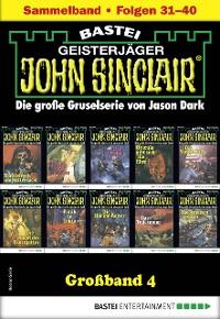 Cover John Sinclair Großband 4 - Horror-Serie