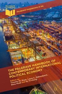 Cover The Palgrave Handbook of Contemporary International Political Economy