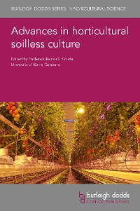 Cover Advances in horticultural soilless culture