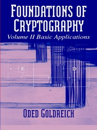 Cover Foundations of Cryptography