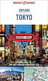 Cover Insight Guides Explore Tokyo (Travel Guide eBook)