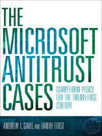 Cover The Microsoft Antitrust Cases