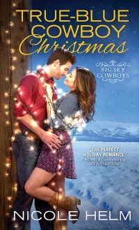 Cover True-Blue Cowboy Christmas