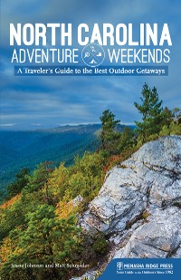 Cover North Carolina Adventure Weekends