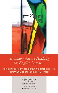 Cover Secondary Science Teaching for English Learners