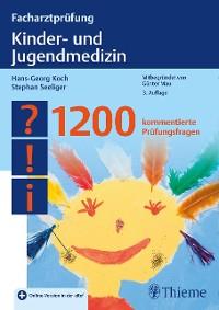 Cover Facharztprüfung Kinder- und Jugendmedizin