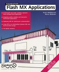 Cover Foundation Flash MX Applications