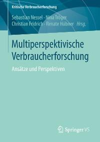 Cover Multiperspektivische Verbraucherforschung