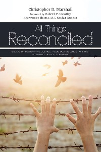 Cover All Things Reconciled