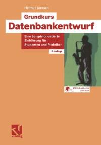 Cover Grundkurs Datenbankentwurf