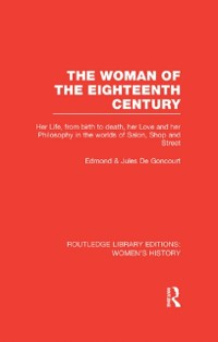 Cover Woman of the Eighteenth Century