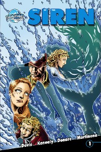 Cover Call of the Siren #1