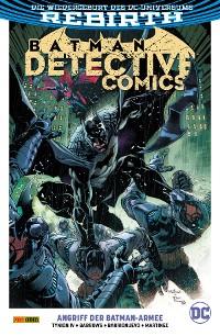 Cover Batman - Detective Comics, Band 1 (2. Serie) - Angriff der Batman-Armee