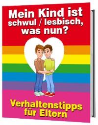 Cover Mein Kind ist schwul-lesbisch