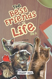 Cover The Best Friends in My Life Vol 3