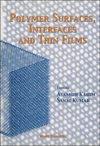 Cover Polymer Surfaces, Interfaces and Thin Films