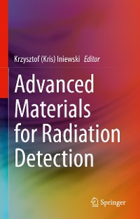 Cover Advanced Materials for Radiation Detection