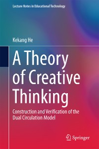 Cover A Theory of Creative Thinking