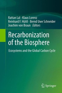 Cover Recarbonization of the Biosphere