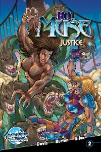 Cover 10th Muse: Justice #2