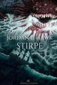Cover Stirpe: Whyborne & Griffin 5