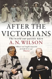 Cover After The Victorians