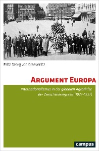 Cover Argument Europa